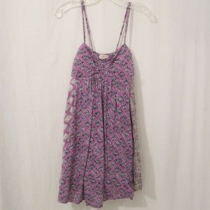 American Eagle Outfitters Apron style Sundress S